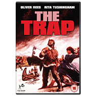 The Trap (UK-import) (DVD)