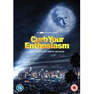 Curb Your Enthusiasm - Sesong 9 (UK-import) (DVD)