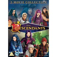 Descendants 2-Movie Collection (UK-import) (DVD)