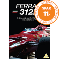 Produktbilde for Ferrari 312b (UK-import) (DVD)