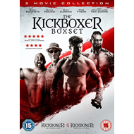 Kickboxer: Vengenace/Kickboxer: Retaliation (UK-import) (DVD)