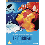 Le Corbeau (UK-import) (DVD)