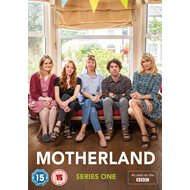 Motherland - Sesong 1 (UK-import) (DVD)