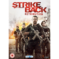 Strike Back: Retribution (UK-import) (DVD)