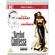 The Barefoot Contessa - The Masters Of Cinema Series (UK-import) (Blu-ray + DVD)