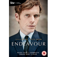 Endeavour - Sesong 1-5 (UK-import) (DVD)