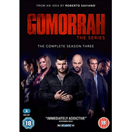 Gomorrah - Sesong 3 (UK-import) (DVD)