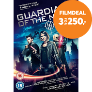 Produktbilde for Guardians Of The Night (UK-import) (DVD)