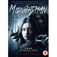 Produktbilde for The Midnight Man (UK-import) (DVD)