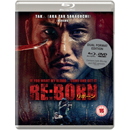 Re:Born (UK-import) (Blu-ray + DVD)