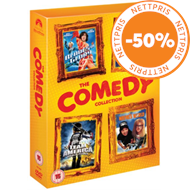 Produktbilde for Comedy Collection (DK-import) (DVD)
