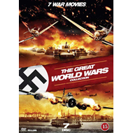 The Great World Wars Collection (DK-import) (DVD)