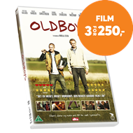 Produktbilde for Oldboys (DK-import) (DVD)