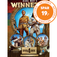 Produktbilde for Winnetou Collection (DK-import) (DVD)
