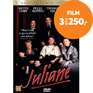 Produktbilde for Juliane (DK-import) (DVD)