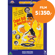 Produktbilde for Onkel Bill Fra New York (DK-import) (DVD)