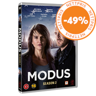 Modus - Sesong 2 (DVD)