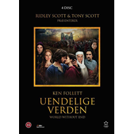 I All Evighet / World Without End / Uendelige Verden (DK-import) (DVD)