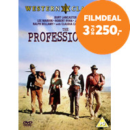 Produktbilde for The Professionals (DK-import) (DVD)