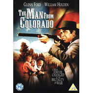The Man From Colorado (DK-import) (DVD)