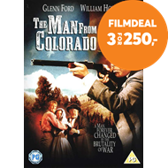 Produktbilde for The Man From Colorado (DK-import) (DVD)