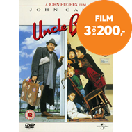 Produktbilde for Uncle Buck (DK-import) (DVD)