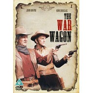 The War Wagon (DK-import) (DVD)