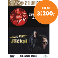 The Day Of The Jackal / The Jackal (DK-import) (DVD)