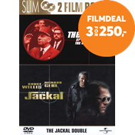 Produktbilde for The Day Of The Jackal / The Jackal (DK-import) (DVD)