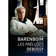 Produktbilde for Daniel Barenboim Plays & Explains Debussy (DVD)