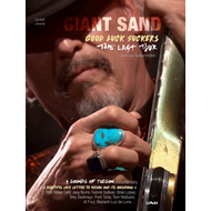 Produktbilde for Giant Sand - Good Luck Suckers: Last Tour + Sounds Of Tucson (DVD)