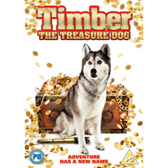 Timber - The Treasure Dog (UK-import) (DVD)