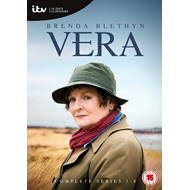 Produktbilde for Vera - Sesong 1-8 (UK-import) (DVD)