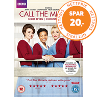 Produktbilde for Call The Midwife / Nytt Liv I East End - Sesong 7 (UK-import) (DVD)