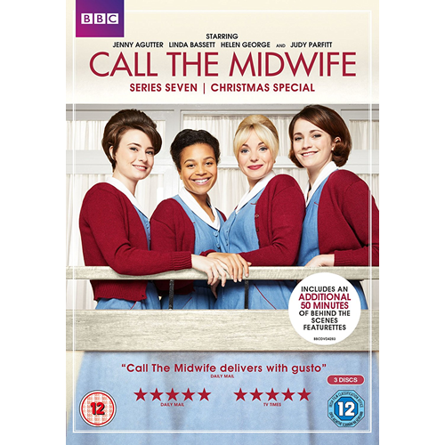 Call The Midwife / Nytt Liv I East End - Sesong 7 (UK-import) (DVD)