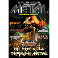 Inside Metal - The Rise Of L.A. Thrash Metal (UK-import) (DVD)