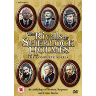 Produktbilde for The Rivals Of Sherlock Holmes: The Complete Series (UK-import) (DVD)