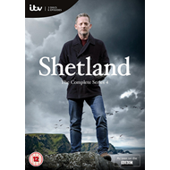 Shetland - Sesong 4 (UK-import) (DVD)