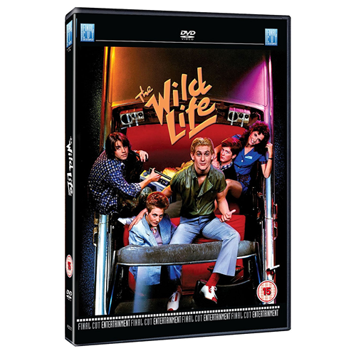 The Wild Life (UK-import) (DVD)