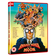 Produktbilde for Amazon Women On The Moon (UK-import) (Blu-ray + DVD)
