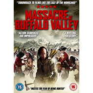 Massacre At Buffalo Valley (UK-import) (DVD)