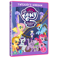 My Little Pony - Friendship Is Magic: Twilight's Kingdom (UK-import) (DVD)
