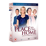 Produktbilde for A Place To Call Home - Sesong 1-5 (UK-import) (DVD)