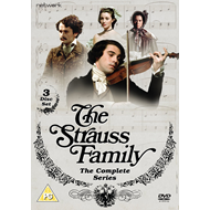The Strauss Family - The Complete Series (UK-import) (DVD)