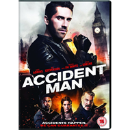 Produktbilde for Accident Man (UK-import) (DVD)