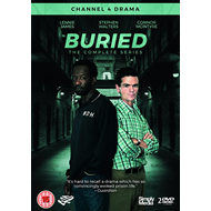 Produktbilde for Buried: The Complete Series (UK-import) (DVD)