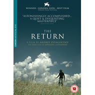 Produktbilde for The Return (UK-import) (DVD)
