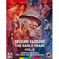 Seijun Suzuki: The Early Years - Vol. 2 (UK-import) (Blu-ray + DVD)