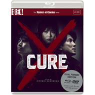 Cure (UK-import) (Blu-ray + DVD)