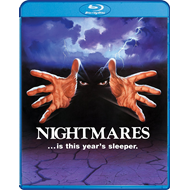 Produktbilde for Nightmares (UK-import) (Blu-ray + DVD)